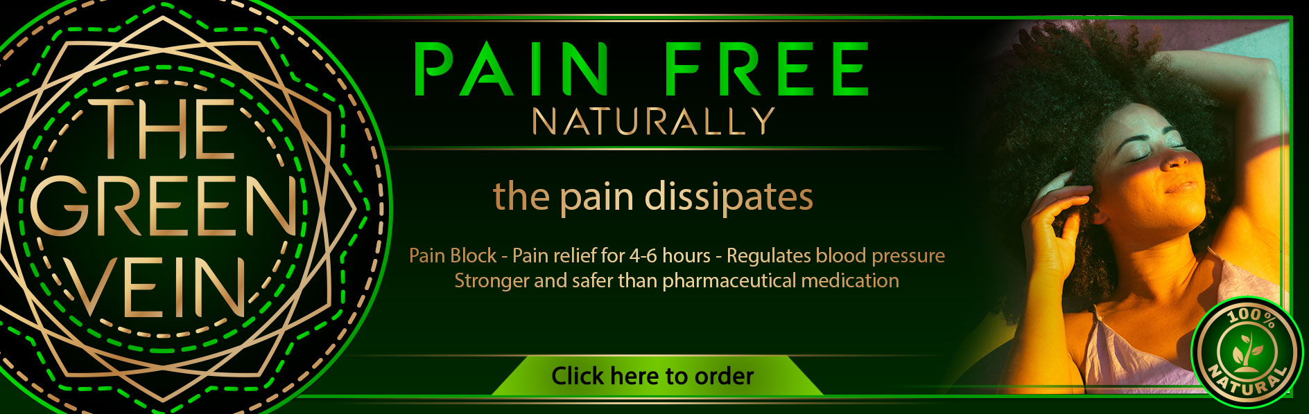 The-Green-Vein-Pain-Free-Banner